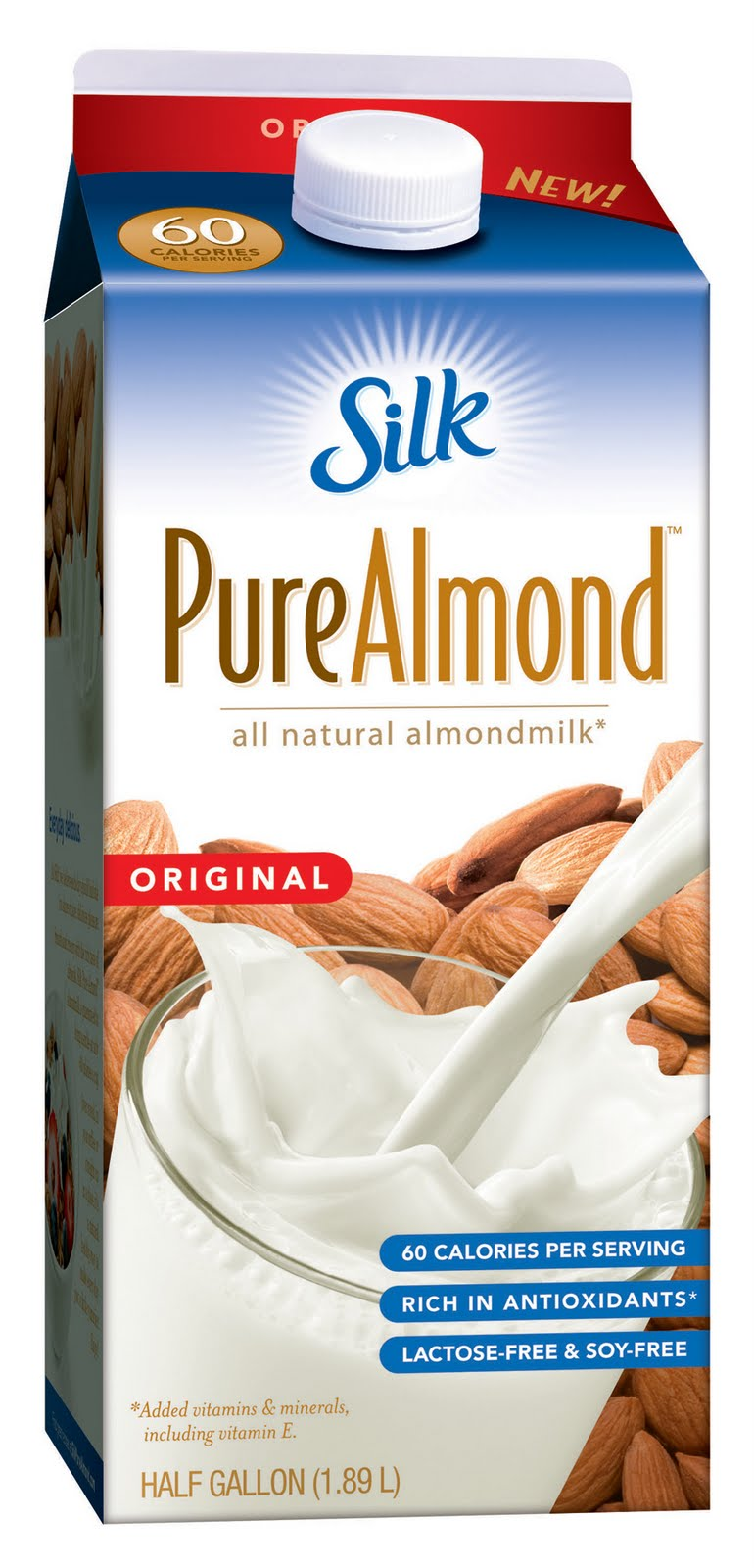 Milk Alternatives | Team Right Now Fitness (Beachbody ... Almond Milk