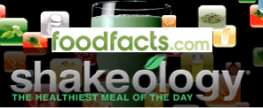 Shakeology FoodFacts.com Health Score