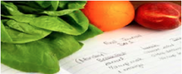 Portion Sizes & Food Journals