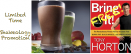 Shakeology Promo – Limited Time