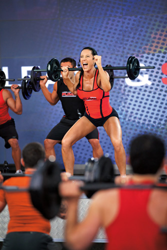 Body Pump, Defining While We Tonificamos Our Muscles