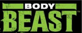 Ultimate Body Beast Worksheets