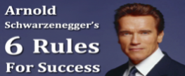 Arnold-6 Rules 4 Success