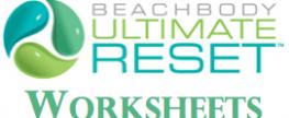 Ultimate Reset Worksheets