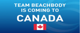 Canada Beachbody Coaching!