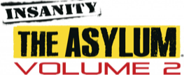 Insanity-The Asylum Volume 2
